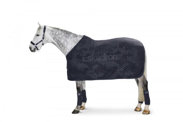ESKADRON Reflexx Abschwitzdecke Fleece Stamped