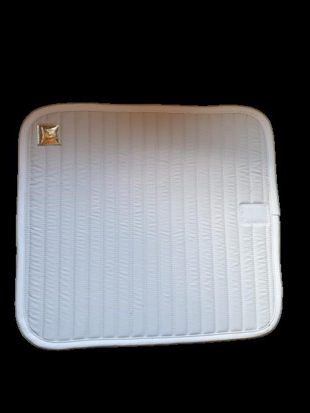 Equest Bandagierunterlagen Fine Line weiß/silber