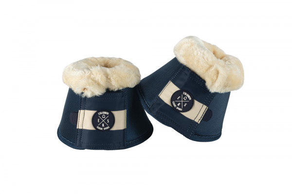 ESKADRON Classic Sports Hufglocken Faux Fur 19
