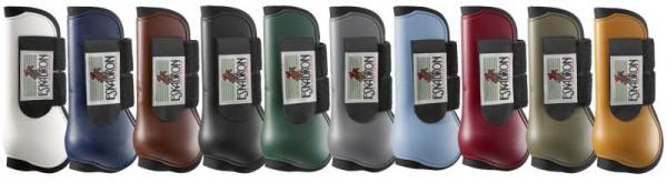 ESKADRON PROTECTION Boots Gamaschen (vorn)