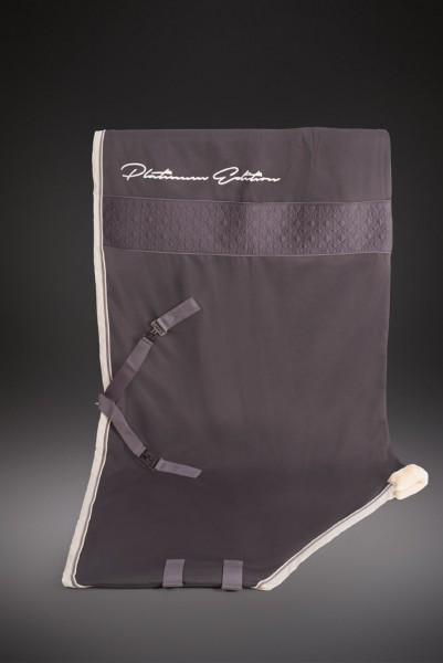 ESKADRON Platinum Abschwitzdecke Jersey Stripe